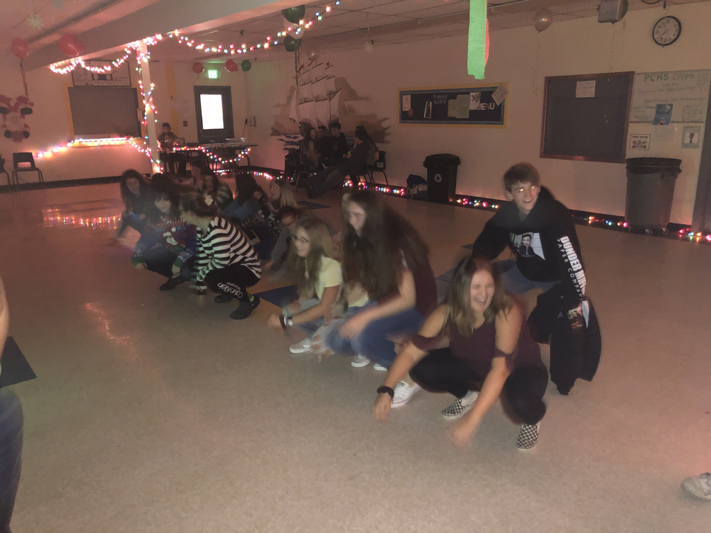 PCHS UGLY SWEATER DANCE